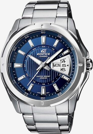CASIO 'Edifice' Quarzuhr »EF-129D-2AVEF« in dunkelblau / silber, Produktansicht