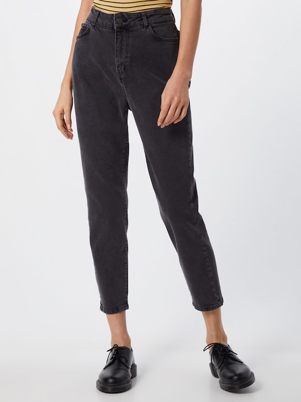 jeans' Denim Auth In Review Black D 'mom Jeans odeCBrx