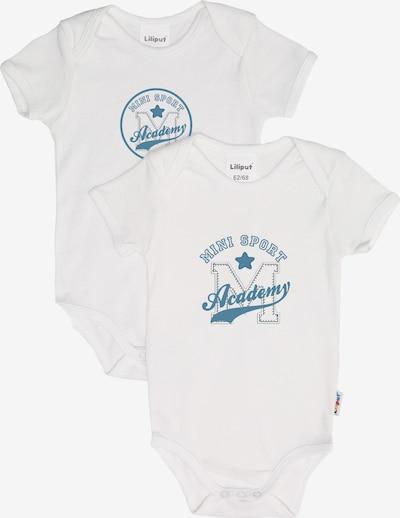 LILIPUT Body in pastellblau / weiß, Produktansicht