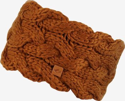 chillouts Stirnband 'Lexi' in rostbraun, Produktansicht