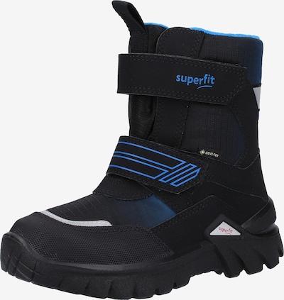 SUPERFIT Stiefel in himmelblau / schwarz, Produktansicht