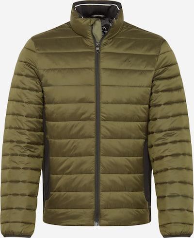 Calvin Klein Prijelazna jakna u maslinasta / crna, Pregled proizvoda