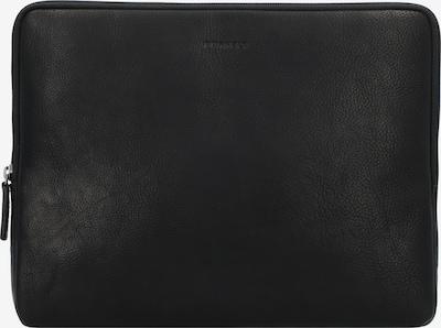 Burkely Laptoptasche in schwarz, Produktansicht