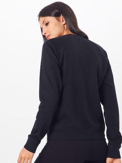 Nike Sportswear Jaka ar kapuci 'Essntl' pieejami melns: Aizmugures skats