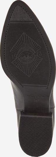 Stivaletto 'Marja' VAGABOND SHOEMAKERS di colore nero: Vista dal basso