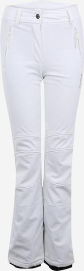 Pantaloni outdoor 'OUTI' ICEPEAK pe alb, Vizualizare produs