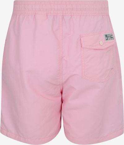 POLO RALPH LAUREN Kąpielówki 'TRAVELER-SWIM' w kolorze różowy pudrowym: Widok od tyłu