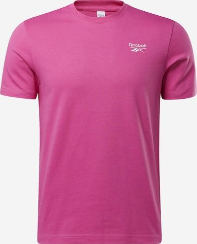 Reebok Classic Shirt in de kleur Pink / Wit, Productweergave