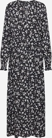 NEW LOOK Jurk 'GYPSY SMOCK' in de kleur Grijs / Oudroze / Zwart, Productweergave