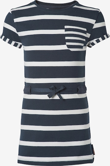 Noppies Kleid 'Nova' in dunkelblau / weiß, Produktansicht