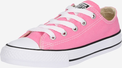 CONVERSE Sneaker 'ALL STAR' in rosa / weiß: Frontalansicht