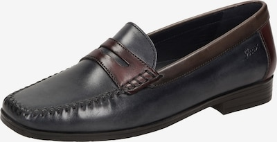 SIOUX Mokassin 'Cortizia' in braun / schwarz, Produktansicht