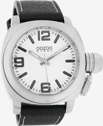 OOZOO Uhr 'OS022' in Schwarz