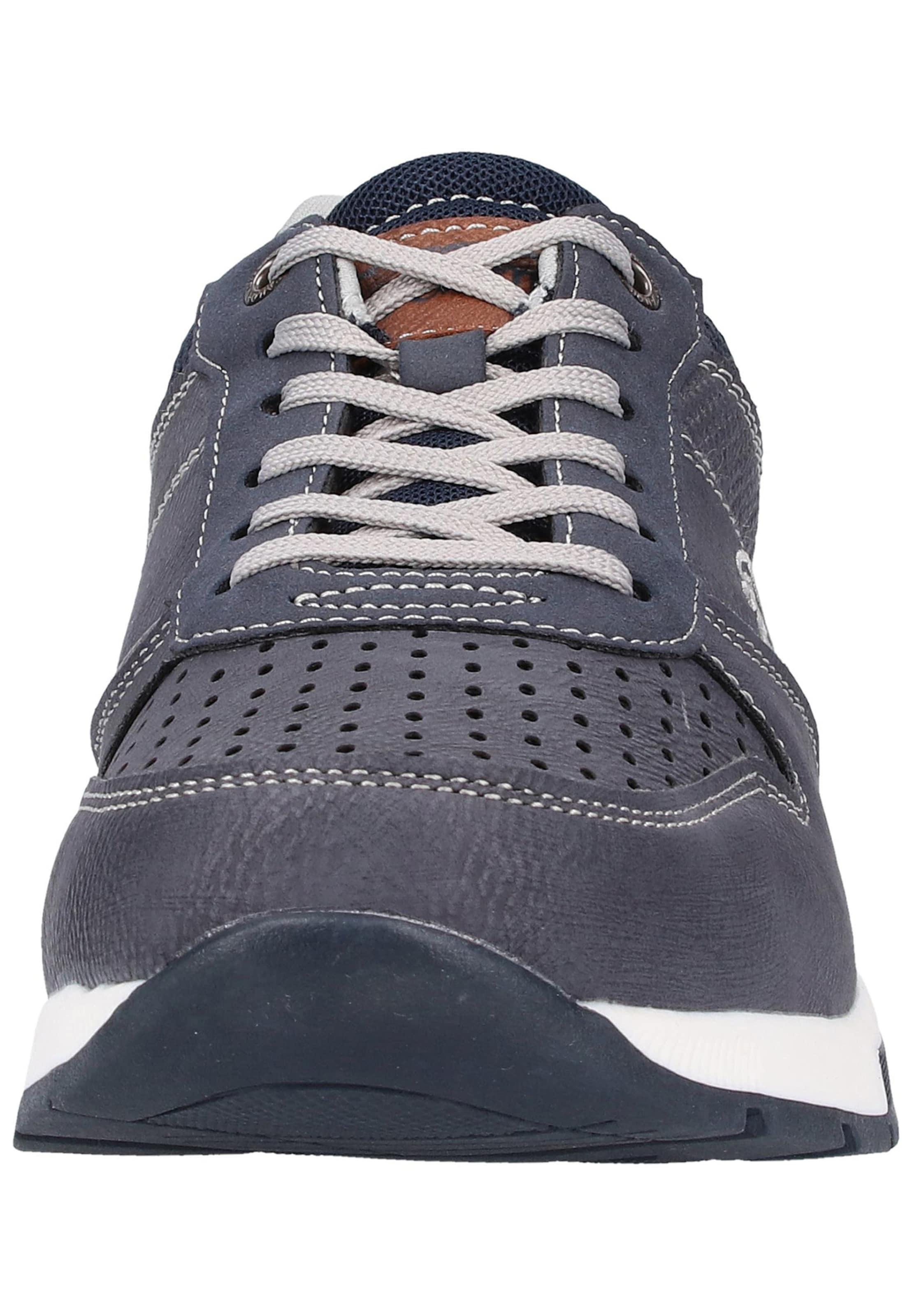 En Tom Basses Baskets Tailor Bleu grisMarron Blanc ZOPiXkuT