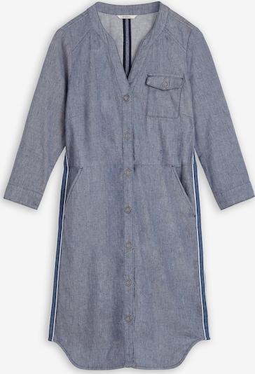 Sandwich Kleid in blau, Produktansicht