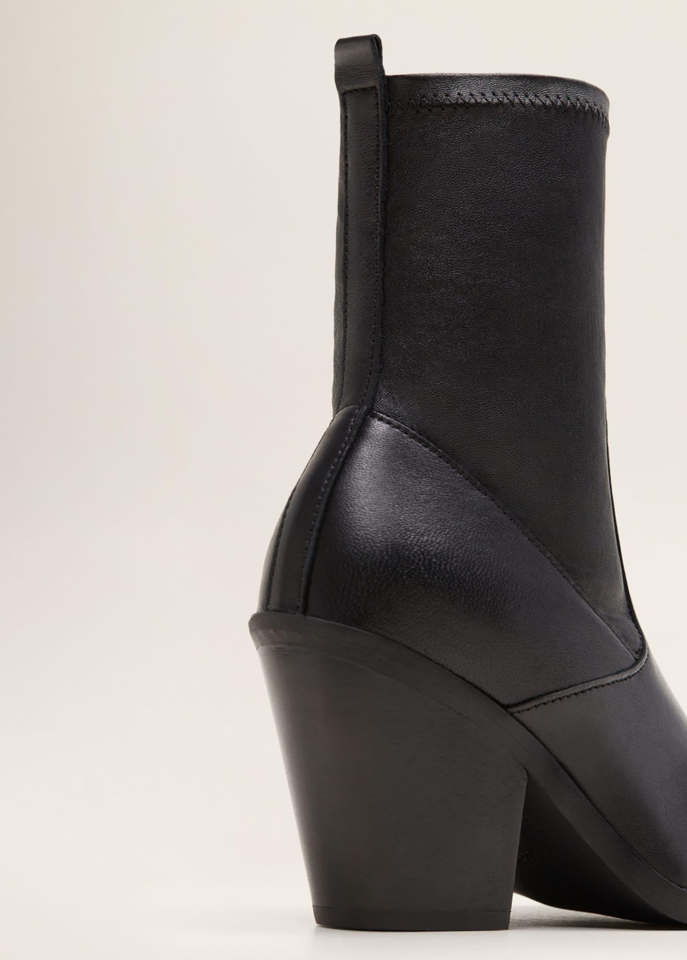MANGO Halbstielfel 'Tierra Leder Leder Leder Billige Herren- und Damenschuhe 25ab9e
