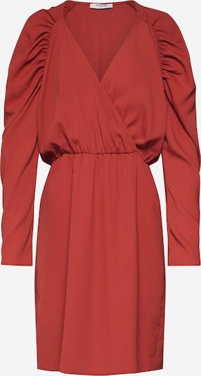 PIECES Kleid 'PCYRINNA' in rostrot, Produktansicht