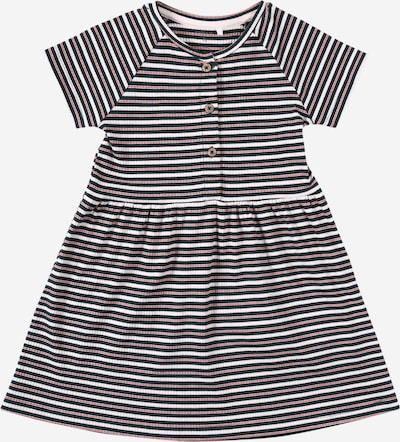 NAME IT Kleid 'KANI' in navy / dunkelpink / weiß, Produktansicht