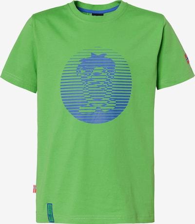 TROLLKIDS T-Shirt in grün, Produktansicht