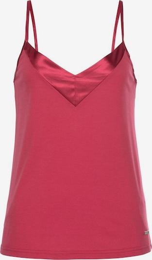 Pižaminiai marškinėliai iš LASCANA , spalva - avietinė, Prekių apžvalga