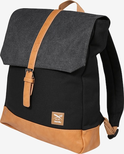 Iriedaily Backpack in Black, Item view