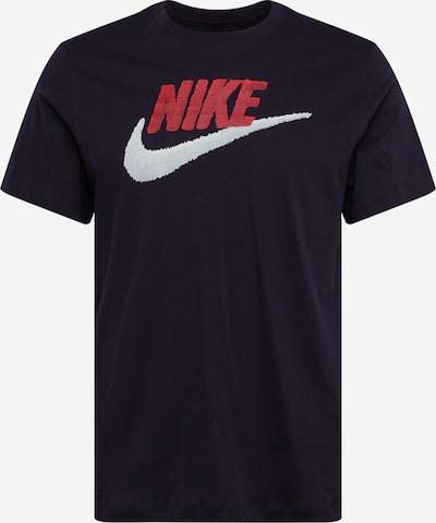 Nike Sportswear Koszulka w kolorze czerwony / czarny / białym, Podgląd produktu