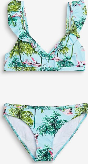 ESPRIT Bikini 'CAPPA BEACH' in blau / grün / pink, Produktansicht