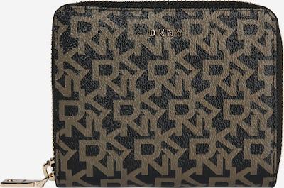 DKNY Portemonnaie 'BRYANT PARK' in braun / schwarz, Produktansicht