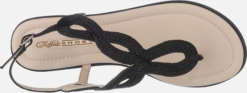 BUFFALO Sandaletten Verschleißfeste billige Schuhe Hohe Qualität