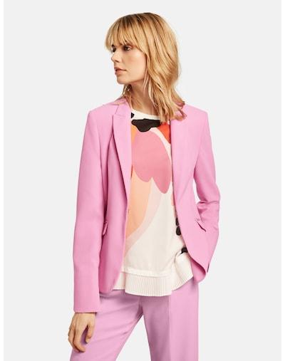 TAIFUN Blazer in rosa, Modelansicht