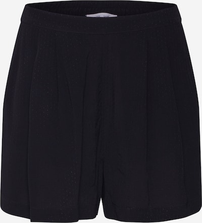 Klostuotos kelnės 'Ganda' iš Samsoe Samsoe , spalva - juoda, Prekių apžvalga