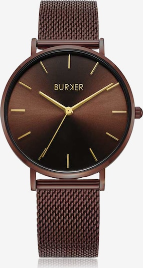 BURKER Watches Uhr Ruby Coffee in braun, Produktansicht