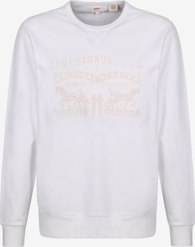 LEVI'S Sweater ' Graphic Crew B ' in weiß, Produktansicht