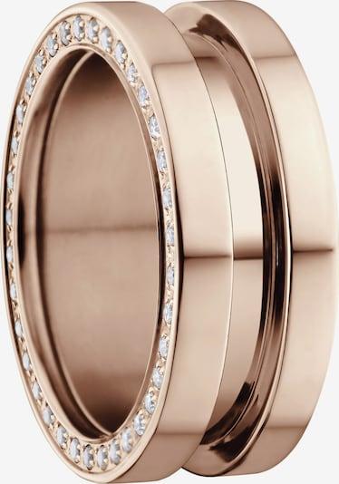 BERING Ring in rosegold, Produktansicht