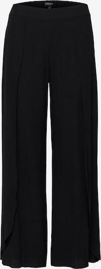 SELECTED FEMME Pantalon en noir: Vue de face