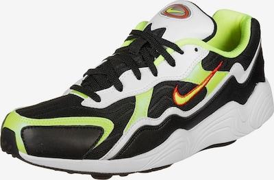 NIKE Sneaker 'Air Zoom Alpha' in neongrün / rot / schwarz / weiß, Produktansicht