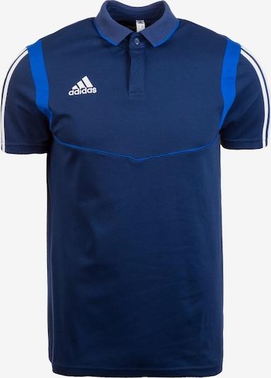 ADIDAS PERFORMANCE Poloshirt 'Tiro 19' in blau, Produktansicht