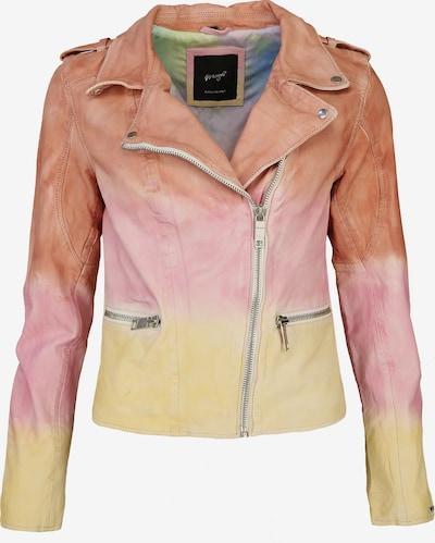 Maze Lederjacke mit Schulterklappen ' 4202006 ' in mischfarben, Produktansicht
