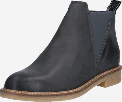 HUB Chelsea Boots 'Evora' en anthracite, Vue avec produit
