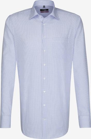 SEIDENSTICKER Hemd in blau / weiß, Produktansicht