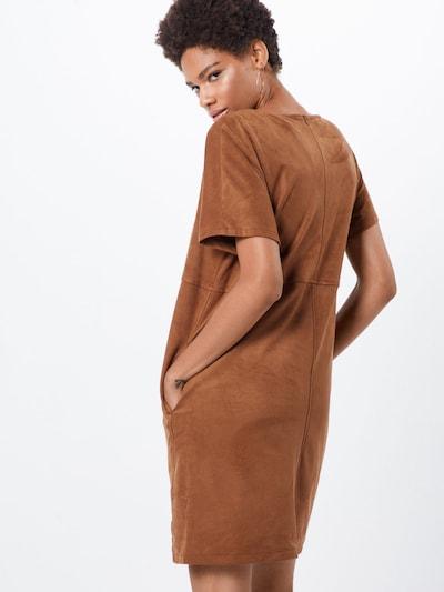 ESPRIT Robe en marron: Vue de dos