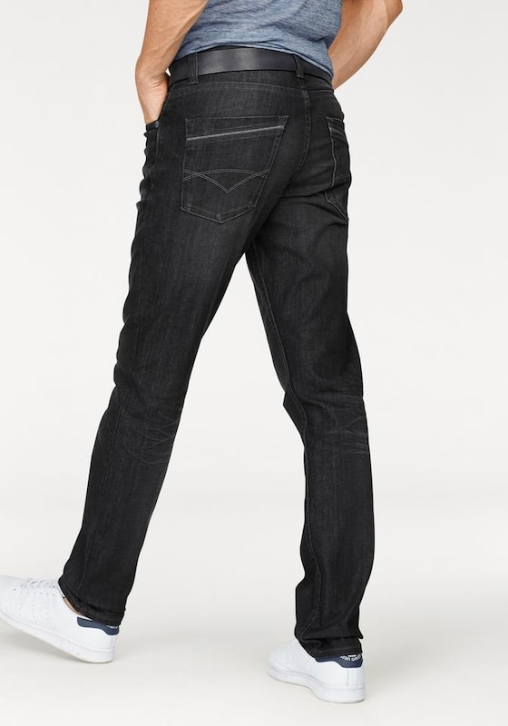 BRUNO BANANI Straight-Jeans