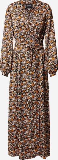 SCOTCH & SODA Kleid in grün / orange / schwarz, Produktansicht