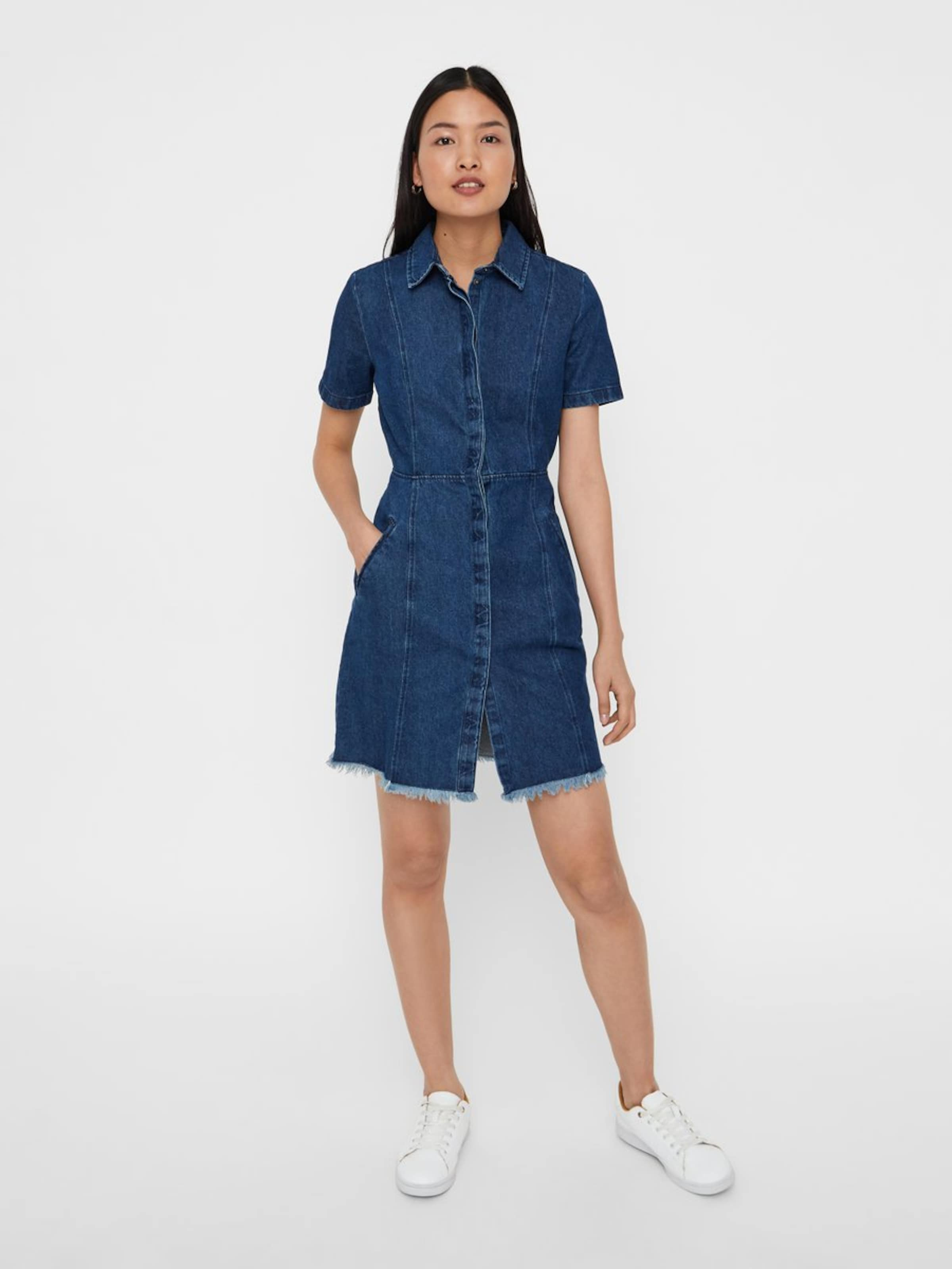Jurk In May Denim Noisy Blauw Z8OPnN0wkX