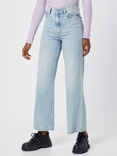 Dr. Denim Jeans 'Echo' in blue denim: Frontalansicht
