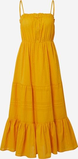 Vasarinė suknelė iš Y.A.S , spalva - aukso geltonumo spalva, Prekių apžvalga