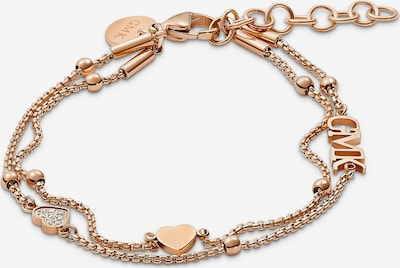 GMK Collection Armband 'Valentine' in rosegold, Produktansicht