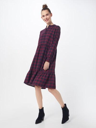 Suknelė 'Sedina' iš modström , spalva - raudona / juoda: Vaizdas iš priekio
