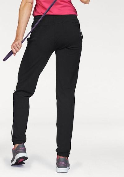H.I.S Sporthose in schwarz, Produktansicht