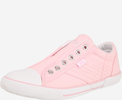 LICO Sneaker in rosa: Frontalansicht